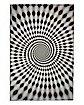 Warp Spiral Fractal Poster