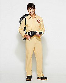 Adult Ghostbusters Costume - Ghostbusters