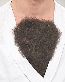 Brown Chest Hair