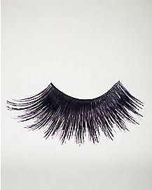 Black Clown False Eyelashes