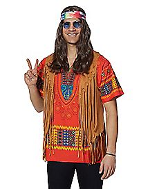 Feelin' Groovy™ Hippie Costume Kit