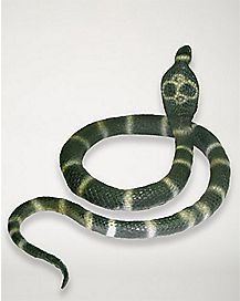 6 ft Cobra Snake - Decorations