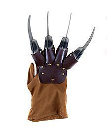 Freddy Krueger Gloves - Nightmare on Elm Street