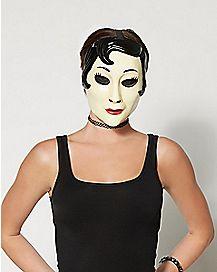 Emo Girl Mask