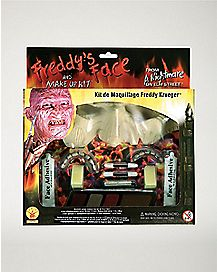 Nightmare on Elm Street Freddy Makeup Kit