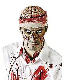 Bloody Brain Headpiece