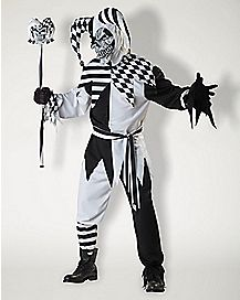 Adult Nobody's Fool Jester Costume