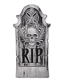 3 Ft RIP Tombstone - Decorations