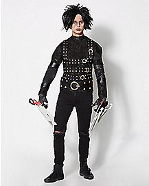 Adult Edward Scissorhands Costume - Edward Scissorhands
