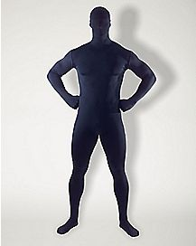 Adult Super Skins® Black Zentai Skin Suit Costume