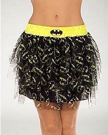 DC Comics Batgirl Tutu Skirt
