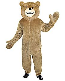 Adult Bear Costume - Ted