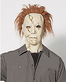Michael Myers Mask - Rob Zombie