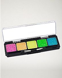 Glitter Rainbow Cream Eyeshadow