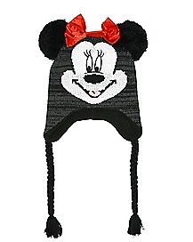 Minnie Mouse Laplander Hat - Disney