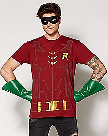 Robin Costume Kit - Batman