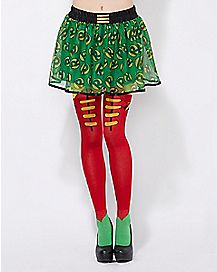 Robin Tutu Skirt - DC Comics
