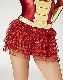 Iron Man Tutu Skirt - Marvel Comics