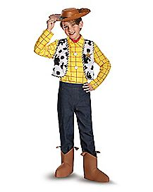Toddler Woody Costume Deluxe - Toy Wars
