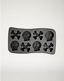 Skull and Crossbone Ice Tray