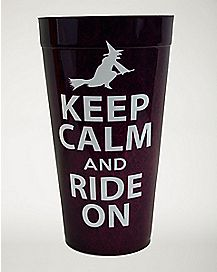 Keep Calm Ride On Cup