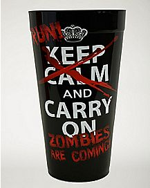 Run Zombies Are Coming Cup