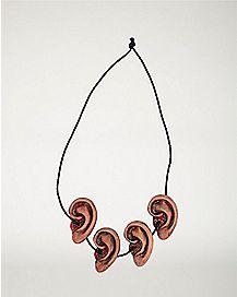 Daryl Dixon Zombie Ear Necklace - Walking Dead