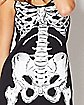Printed Skeleton Dress