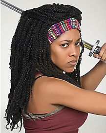 Michonne Wig - The Walking Dead