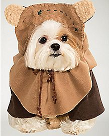 Ewok Dog Costume - Star Wars