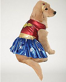 Wonder Woman Dog Costume - DC Comics