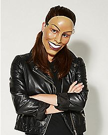 Smiling Woman Mask