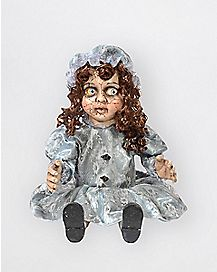 12 in Decrepitrudy Animated Doll - Decorations
