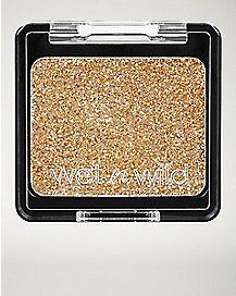 Glitter Gold Eyeshadow Makeup