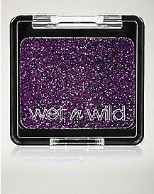 Wet n Wild Purple Glitter Eyeshadow