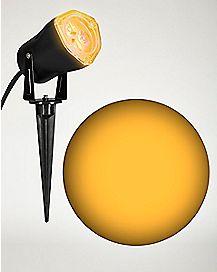 Orange LED Spot Light