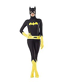 Adult Batgirl Bodysuit Costume - DC Comics
