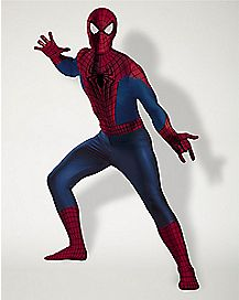 Adult Spider-Man Bodysuit Costume - Spider-Man