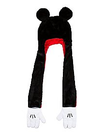 Mickey Mouse Snood Hat - Disney