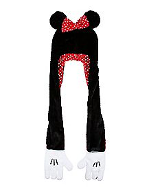 Minnie Mouse Snood Hat - Disney