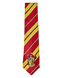 Gryffindor Tie Deluxe - Harry Potter