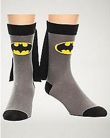 Batman Caped Crew Sock