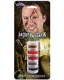Injury Stack Makeup