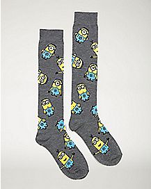 Minion Socks - Despicable Me