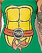 Lace Up With Mask TMNT Tube Top