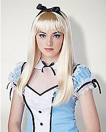 Blonde Wig - Alice In Wonderland