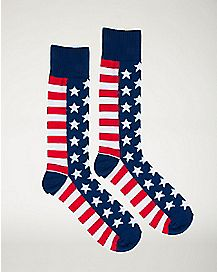 Americana Crew Sock