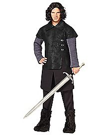 Adult Jon Snow Costume - Game of Thrones