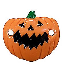 Pumpkin Pacifier