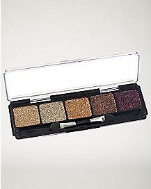 Glitter Cream Nude Makeup Kit